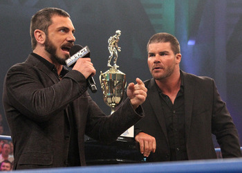Photo courtesy of Impactwrestling.com.