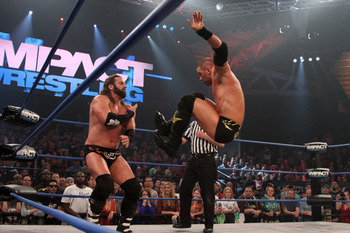 Photo courtesy of Impactwrestling.com