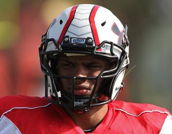Max Redfield Via 247Sports
