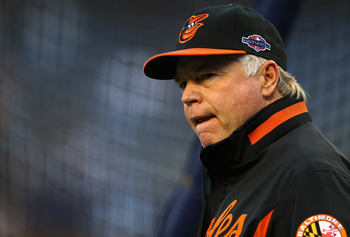 Showalter led the O's to an unlikely playoff berth.