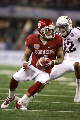 Kenny Stills was a virtual ghost in the second half of the Cotton Bowl.