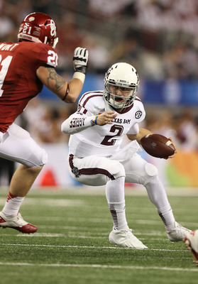 Tom Wort couldn't overcome Johnny Manziel's playmaking ability.