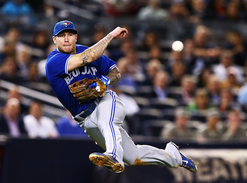 Lawrie has established himself as an elite fielder at third base.