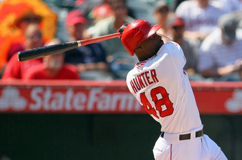 Torii Hunter still has plenty left in the tank at age 37.