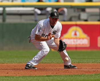 Kevin Youkilis will start the season at third base.