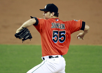 Josh Johnson should be effective in the starting rotation.