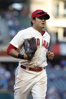 Can Shin-Soo Choo get it done in CF for Cincinnati?