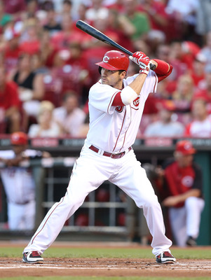 Joey Votto has his leadoff hitter, now he needs a cleanup hitter.