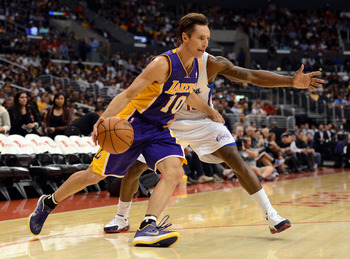 Steve Nash is capable of running an NBA team better than just about anyone else.