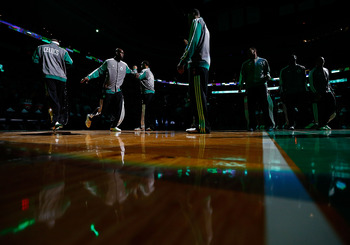 It's go time for the Celtics.