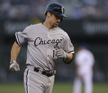 Konerko might retire after this season when his contract expires.