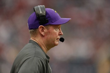 Offensive coordinator Bill Musgrave will have to utilize Joe Webb's legs.