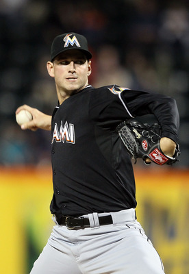 Jacob Turner is the future of the Marlins pitching staff.