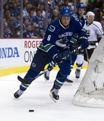 From coast to coast, Sami Salo makes a new home in Tampa Bay after his time in Vancouver.