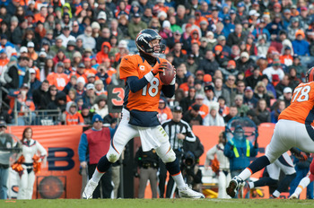 Manning needs to continue playing at a high level for the Broncos to win.