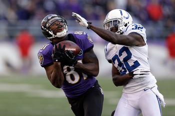 Despite his age, Boldin continues to be one of the most physical receivers in the NFL.