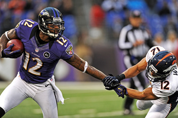 Jacoby Jones is one of the NFL's best returners.