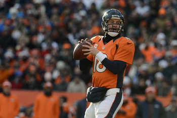 Peyton Manning's play will decide the game in Denver.