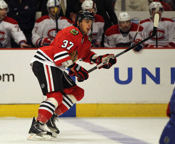 Brandon Pirri could be the Blackhawks answer to the hole at center on their second line. If not, Marcus Kruger will be waiting patiently.