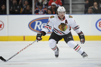 A well-rested Duncan Keith should mean a return to the same type of play we saw during his Norris Trophy winning year. If not, his play will still be at a high level in comparison.