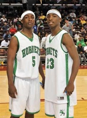 Robinson Twins photo courtesy of 247Sports.com