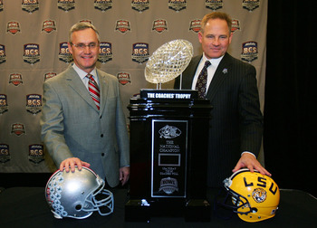 The Buckeyes will be looking for a spot in the BCS title game for the first time since 2008.