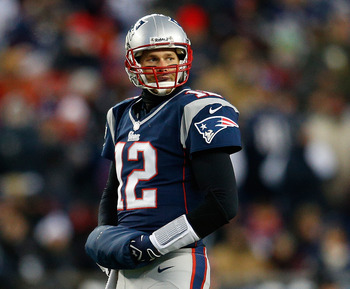 Brady and the Patriots looking to repeat as AFC Champs