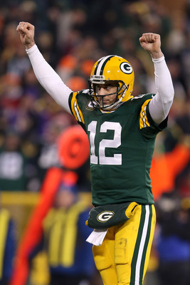 Aaron Rodgers already has one Super Bowl Championship to his name