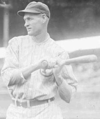 Public Domain Photo: (http://en.wikipedia.org/wiki/File:Cy_Williams_Baseball.jpg)