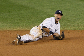 Jeter can't use his ankle injury as an excuse in 2013.