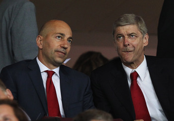 Ivan Gazidis and Arsene Wenger need to make use of Arsenal's increased transfer funds.