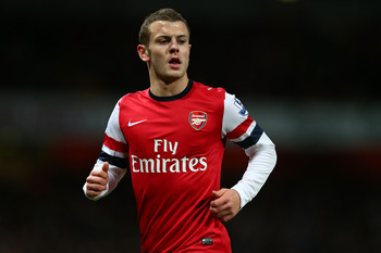 Jack Wilshere is one of several Arsenal stars to have signed up for the next five years.