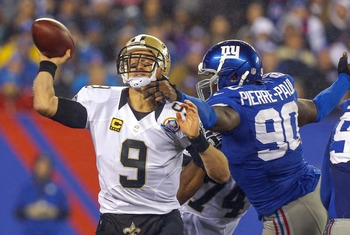 Jason Pierre-Paul will not be much of a salary cap hit in 2013.