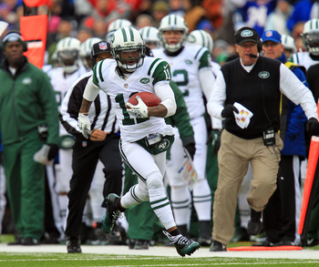 Jeremy Kerley is one of the Jets' few value contracts.