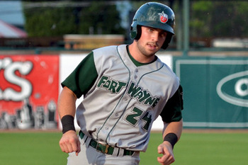 C Austin Hedges // Courtesy of MiLB.com