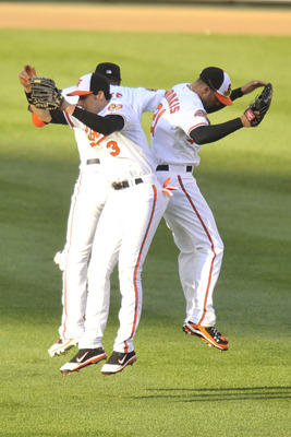 The Orioles rode a bit of luck to a 93-win season.