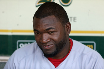 Ortiz is the face of the Red Sox.