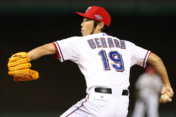 Uehara has the reputation of being one of the best relievers in baseball.