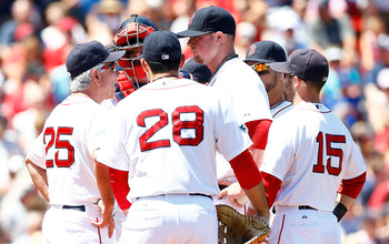 The Red Sox are hoping for a much more cohesive team in 2013.