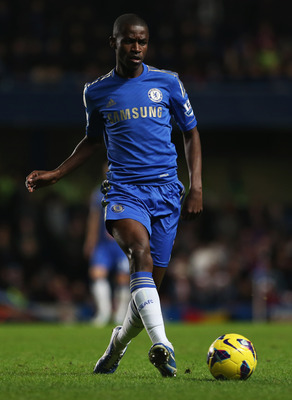 LONDON, ENGLAND - DECEMBER 23:  Ramires of Chelsea in action during the Barclays Premier League match between Chelsea and Aston Villa at Stamford Bridge on December 23, 2012 in London, England.  (Photo by Julian Finney/Getty Images)