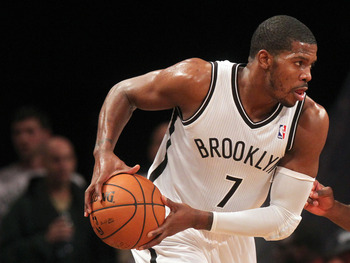 Joe Johnson is not an efficient player.
