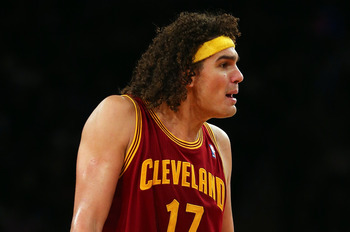Anderson Varejao is one of the league's most efficient players.