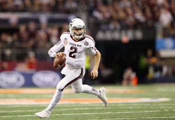 Johnny Football vs. Oklahoma