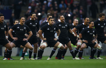 Will the defending champion All Blacks be able to repeat in 2015?