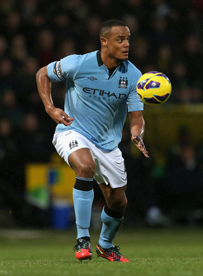 No better Kompany than Vincent
