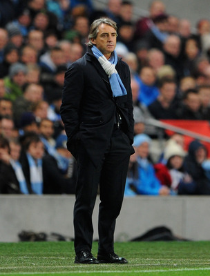 Roberto Mancini has missed out on qualification from the Champions League group stages in the past two seasons.
