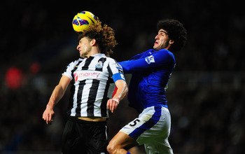 Having Coloccini in defence immediately makes Newcastle better.