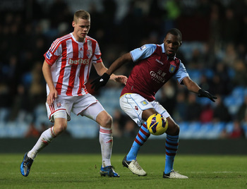 Ryan Shawcross has committed himself to Stoke.