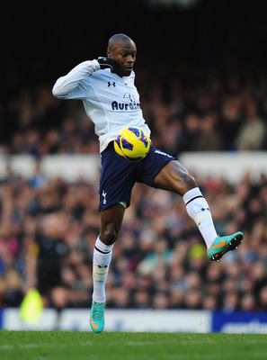 William Gallas is an integral part of the Spurs defence.