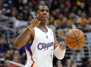 Chris Paul is proving to be in his own tier of NBA point guards.
